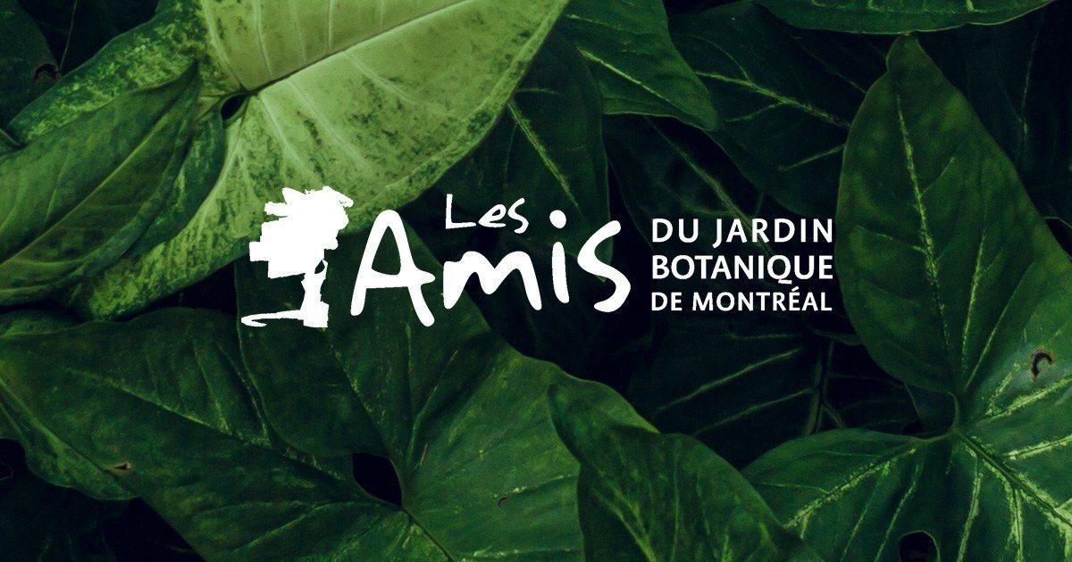 Amis du jardin botanique de montr al - Jardin botanique de montreal heures d ouverture ...